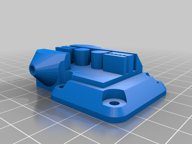 Kossel 打印机轴承和皮带部件
