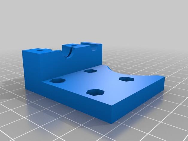 prusa i3打印机风扇支架