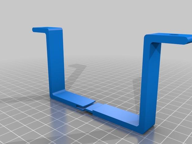 Solidoodle 4打印机电源支架