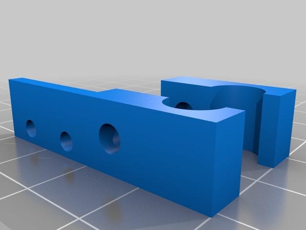 打印机Z轴限位开关支成架
