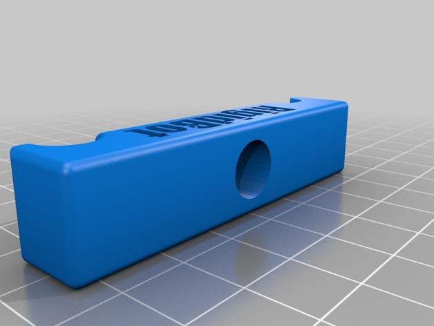 Rigidbot 3D打印机夹具 固定夹