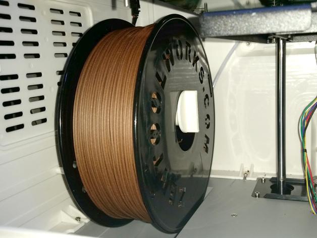 大型轴插座
