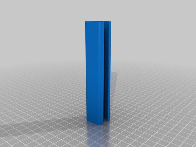 RigidBot打印机磁力工具架