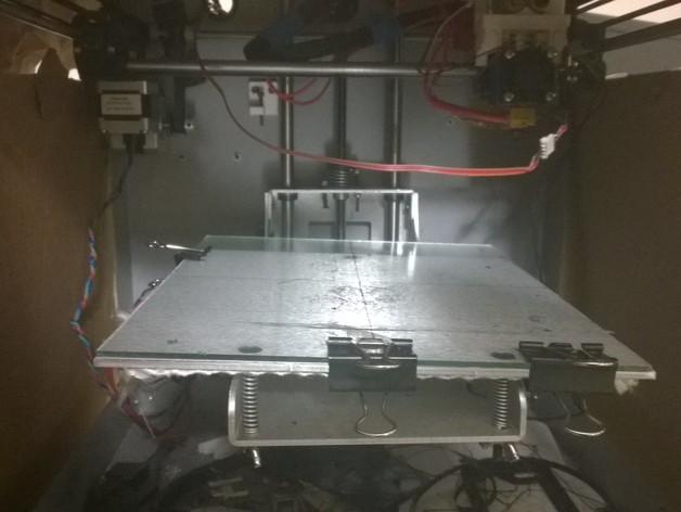 自动调平器