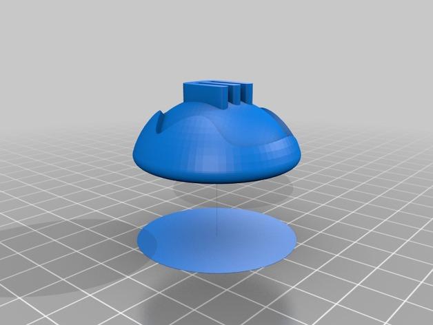 Printrbot Simple打印机金属挤出机