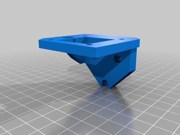 打印机Z轴马达支架