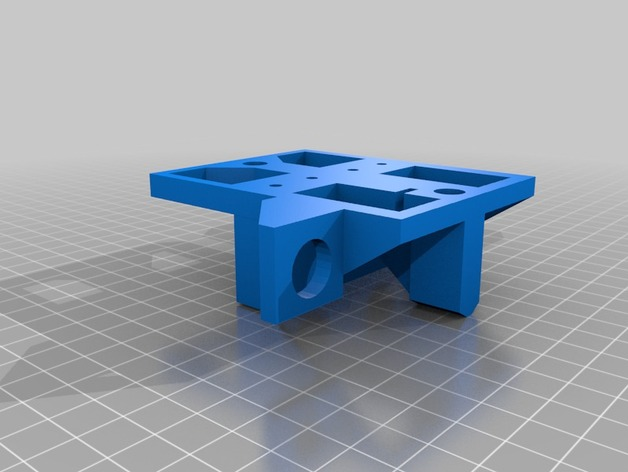 Printrbot Simple双挤出机