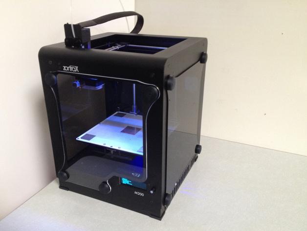 Zortrax M200 3D 打印外壳 打印机外罩