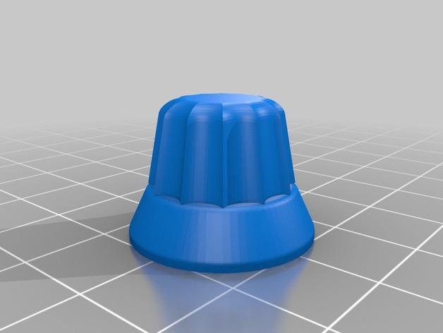Makerfarm i3打印机控制旋钮