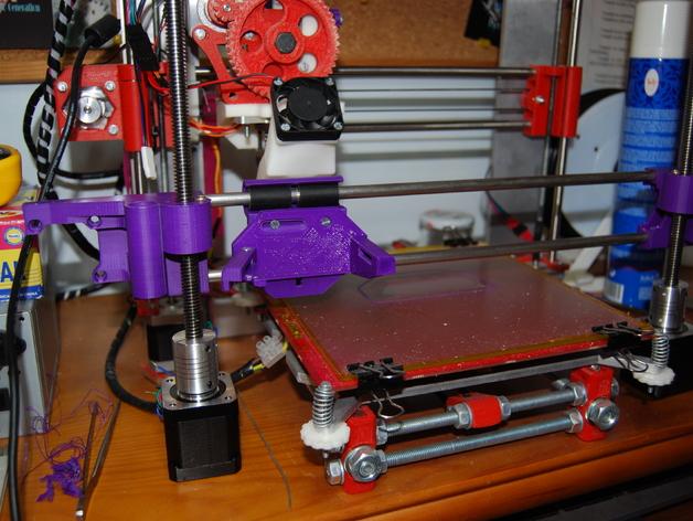 Prusa i3打印机连接器支架