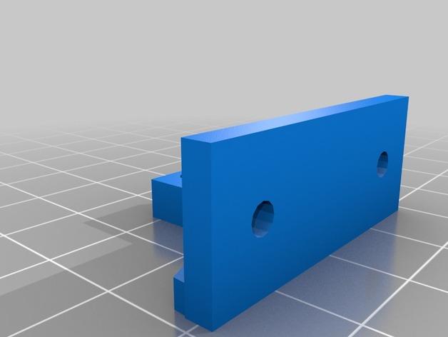 Kossel Mini打印机顶部线轴支架