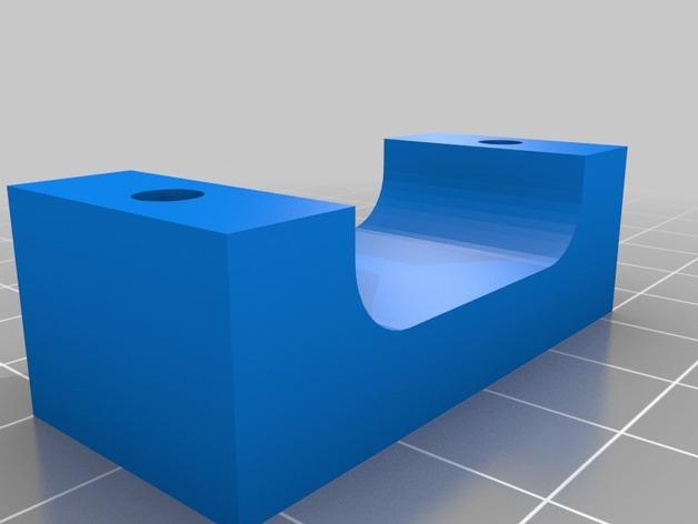 打印机控制器液晶显示器支架