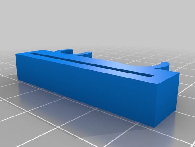 Prusa i3打印机Y轴限位开关支架