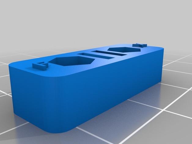 Printrbot Simple 打印机皮带张紧器
