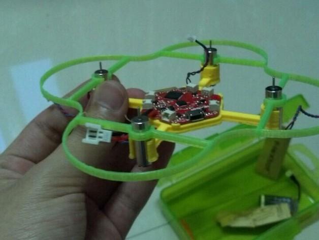 FlexBot四轴飞行器