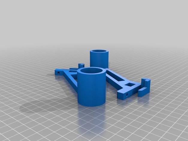 Prusa I3 打印机线轴支架