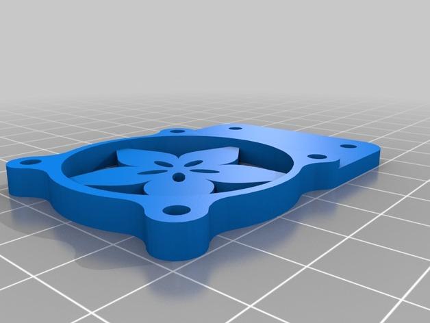 Printrbot Metal打印机挤出机风扇罩