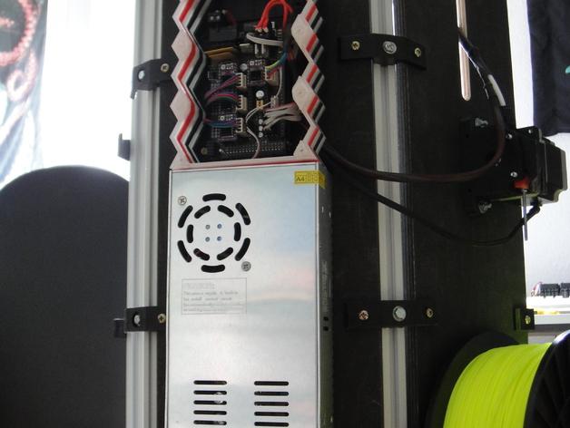 蜂巢式电路板保护罩