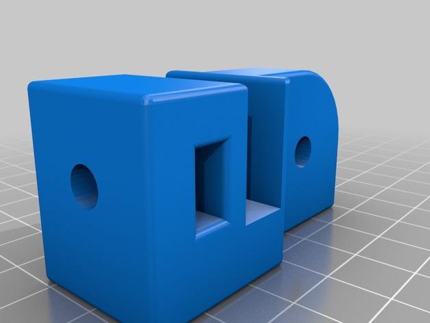 Prusa i3打印床减震器