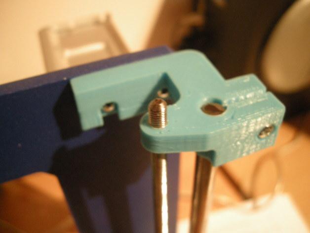 prusa i3打印机顶部框架支架 3D打印模型渲染图