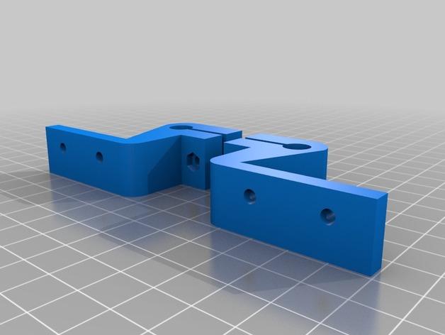 prusa i3打印机顶部框架支架
