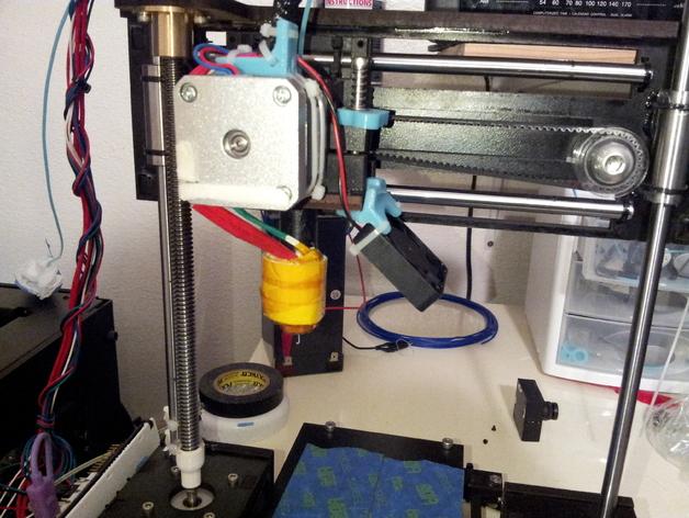 QU-BD打印机风扇支架