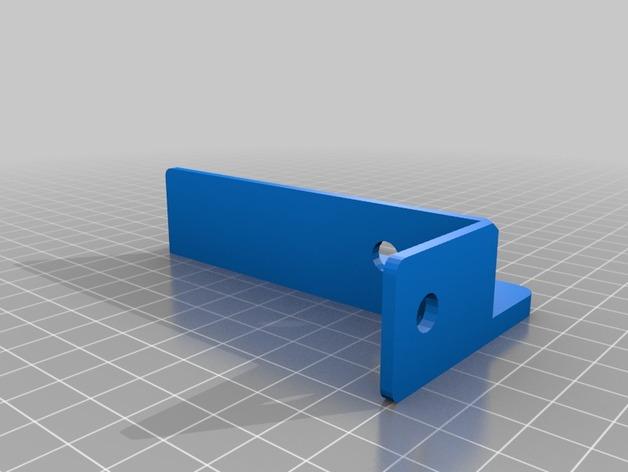 replicator 2x打印机的工具架