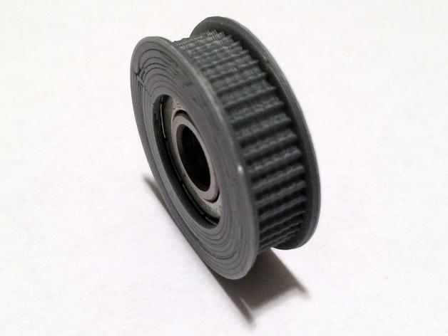 GT2惰轮 3D打印模型渲染图