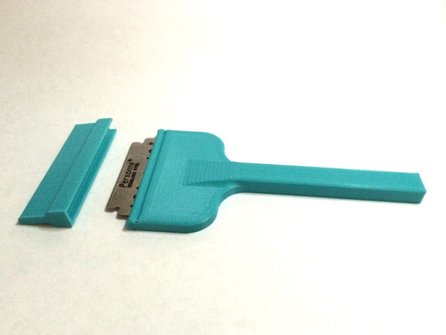 小刮刀 小铲子 3D打印模型渲染图