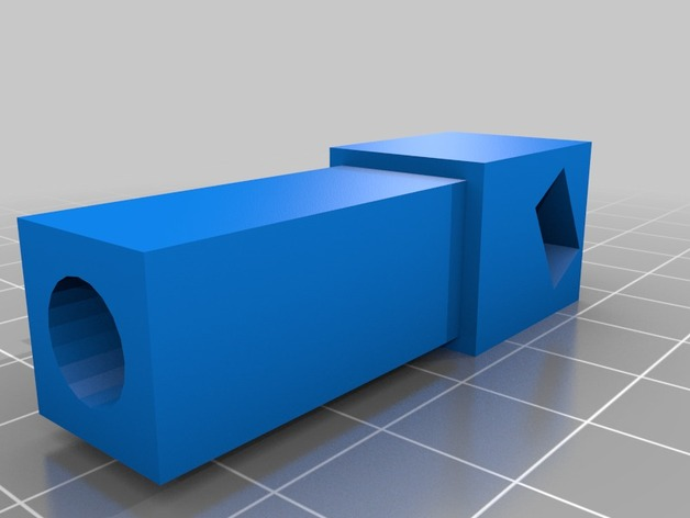 Duplicator 打印机热床支撑臂