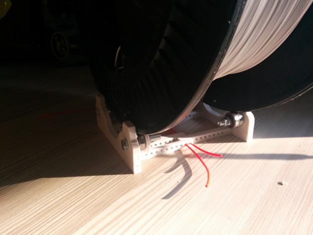 通用式线轴支架