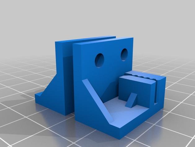 打印机Y轴皮带夹
