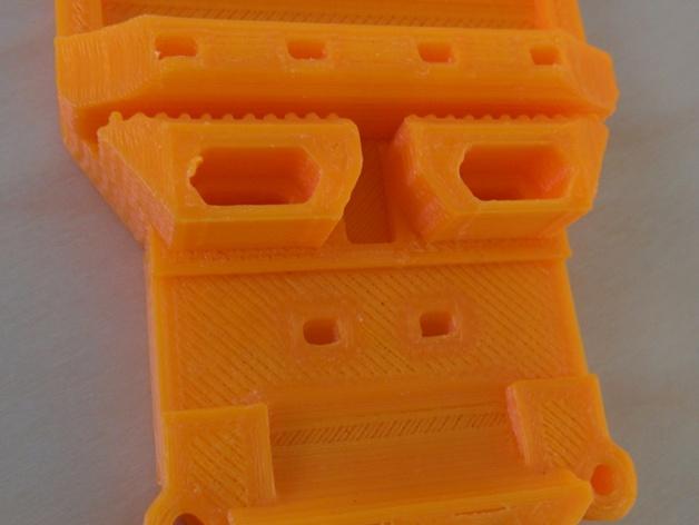 Prusa i3打印机X轴部件
