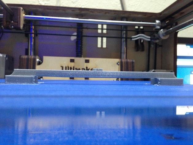 100毫米的桥梁 打印测试