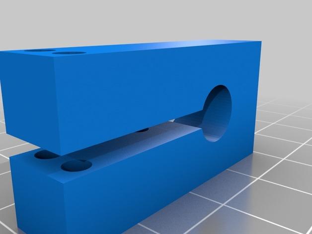 OneUp/TwoUp打印机Z轴限位开关支架