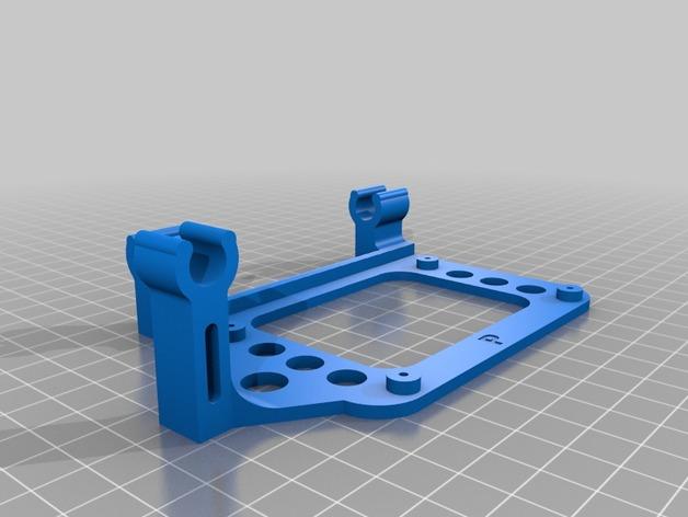 Ramps (2)电路板支撑架