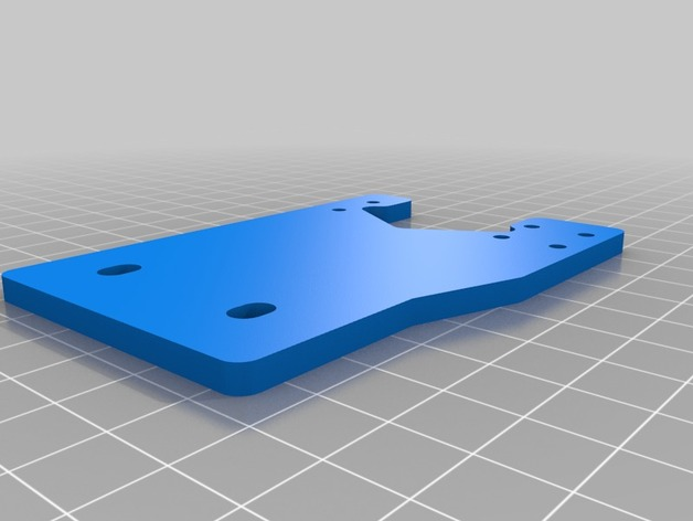 K8200 / 3Drag打印机铝制接板全套配件