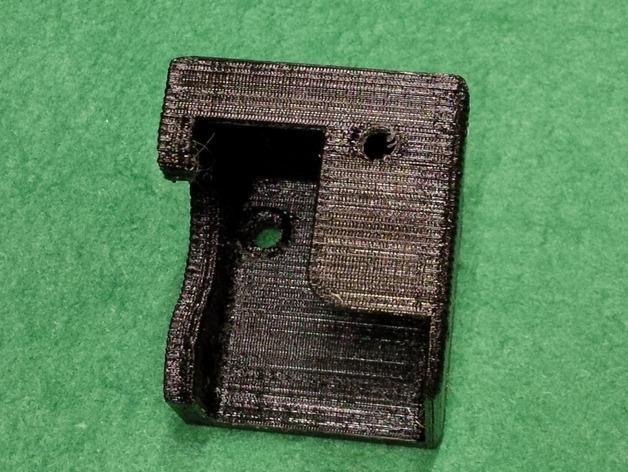 K8200打印机X轴挤出机罩