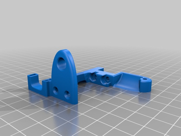 Replicator 2打印机配件 风扇固定器
