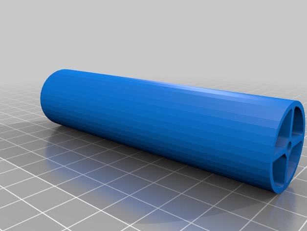 直立式线轴支撑架