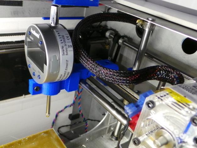 刻度盘支架 3D打印模型渲染图