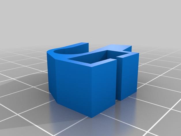 打印机X轴和Z轴限位开关 3D打印模型渲染图