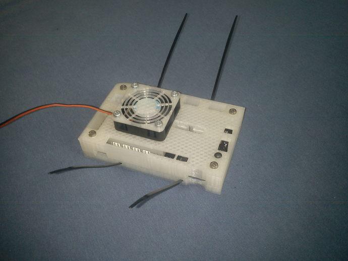 电路板风扇外盒