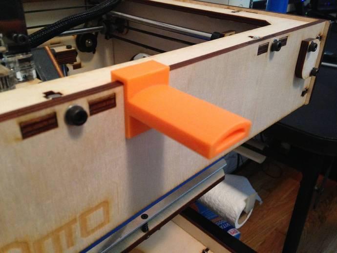 胶带架 3D打印模型渲染图