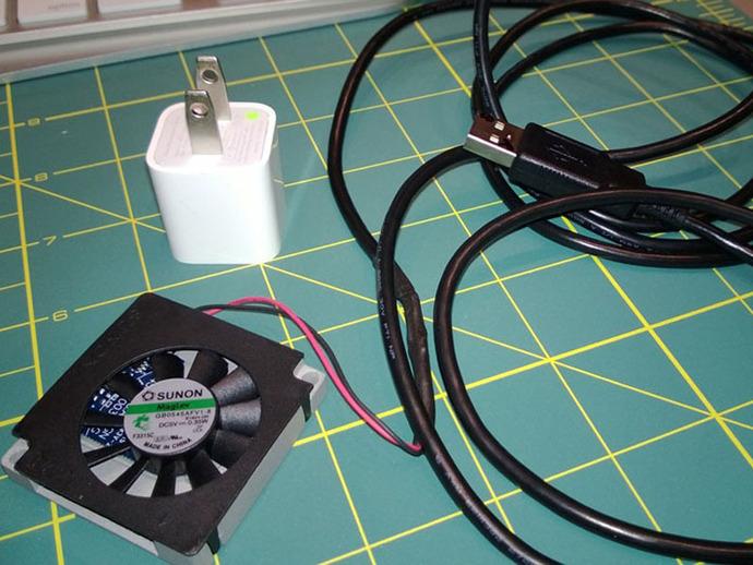 Replicator 2X打印机风扇通风导管