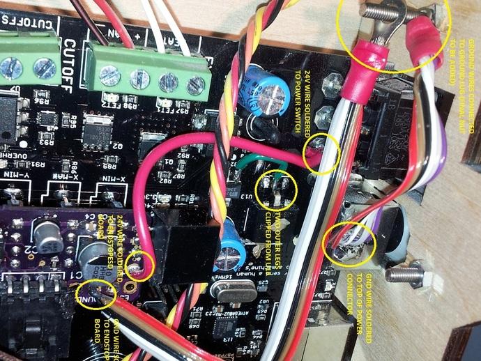 电路板保护框