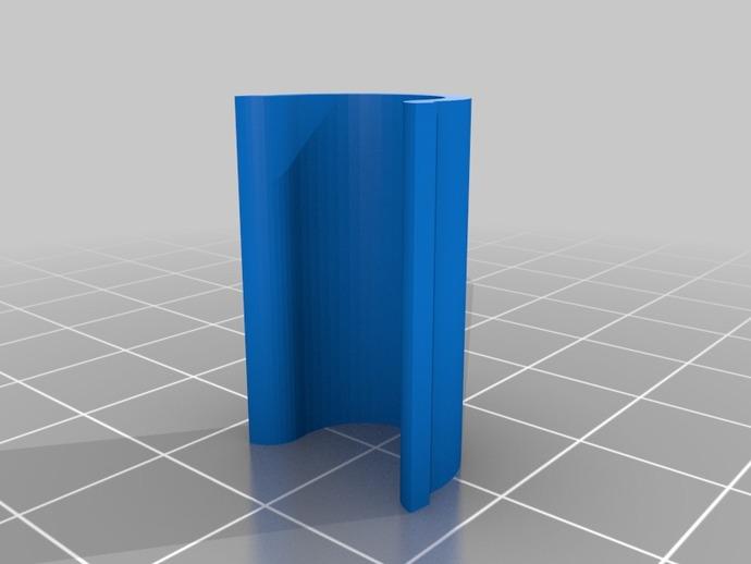 Makergear M2打印机Z轴限位开关 3D打印模型渲染图