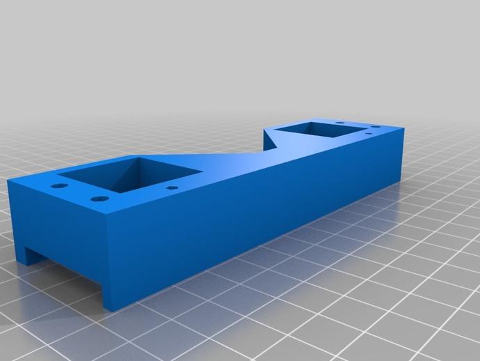 prusa i3打印机的框架结构