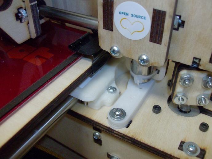 打印床稳定器