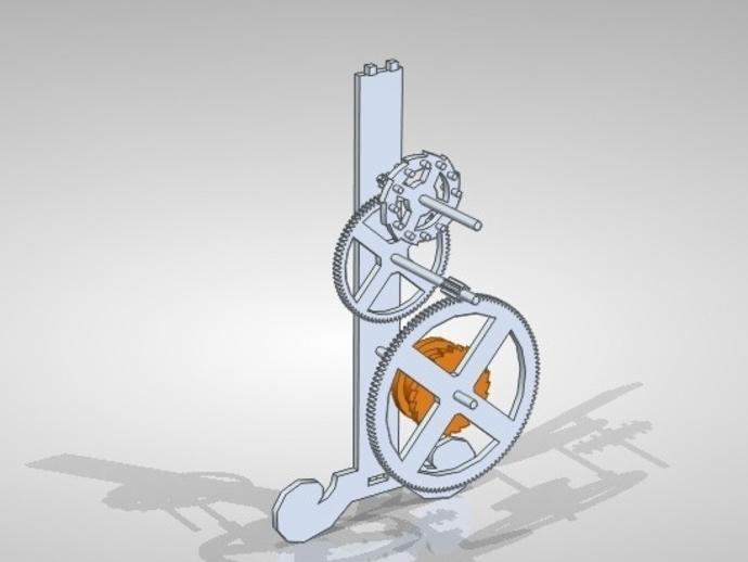 伽利略的摆钟